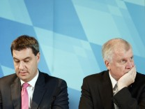 Bayerisches Kabinett tagt in N¸rnberg