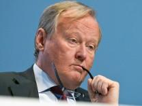 Dr h c Leif Östling Geschaeftsbereich Nutzfahrzeuge und Controlling Finanzvorstand der Porsche