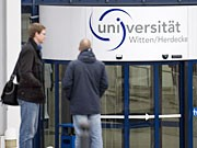 Privatuniversität Witten-Herdecke; AP