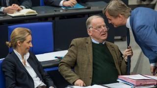 Politik Deutscher Bundestag 2 Sitzung des Deutschen Bundestag am Dienstag den 21 November 2017 Im
