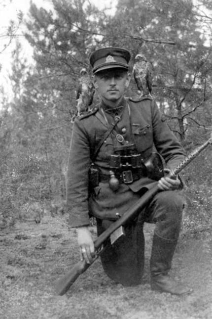 Lithuanian partisan Adolfas Ramanauskas-Vanagas