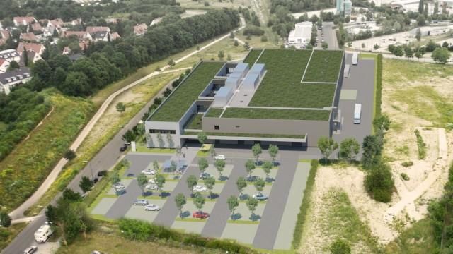 Kompetenzzentrum BMW Batteriezelle