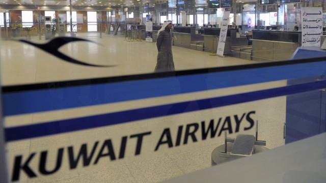 Antisemitismus Kuwait Airways