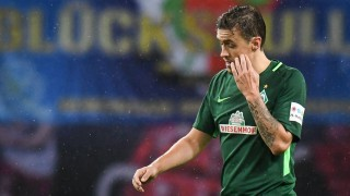 25 11 2017 xmhx Fussball 1 Bundesliga RB Leipzig SV Werder Bremen emspor v l Max Kruse SV W