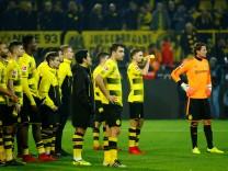 Bundesliga - Borussia Dortmund vs Schalke 04