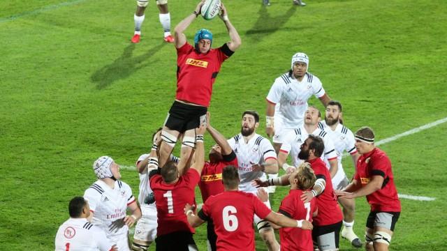 18 11 2017 xsvx Rugby Laenderspiel Deutschland USA emspor v l Ayron Schramm Deutschland Ger