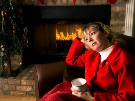 alleine weihnachten feiern