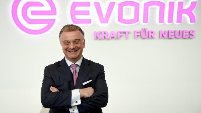 Evonik-Chef Christian Kullmann im Interview - Wirtschaft