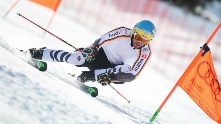Bilder des Tages SPORT ALPINE SKIING training giant slalom COPPER MOUNTAIN COLORADO USA 23 NOV