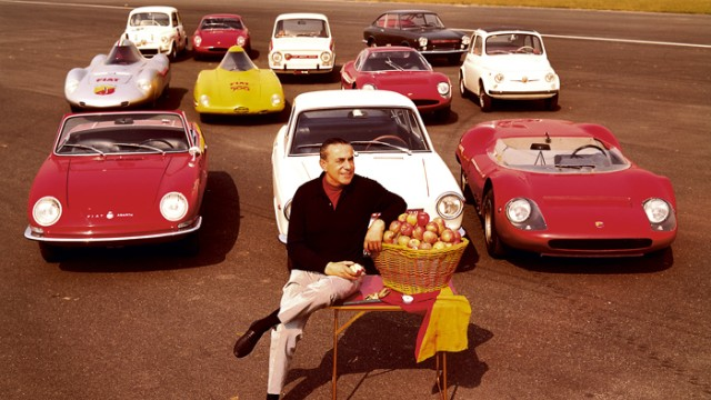 Tuning-Legende Carlo Abarth