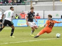 26 11 2017 Fussball Saison 2017 2018 2 Fussball Bundesliga 15 Spieltag SpVgg Greuther F