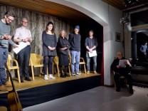 szenische Brecht-Lesung Opfr