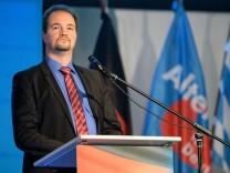 Parteitag der AfD Bayern