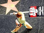 Hollywood Streik afp