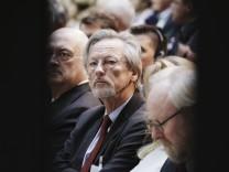 Peter Willy Brandt âÄ°ltester Sohn von Rut und Willy Brandt Deutschland Berlin Willy Brandt Haus