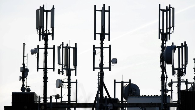 Bundesnetzagentur versteigert Funkfrequenzen