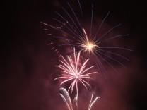 Feuerwerk in Gut Rieden. Foto: Gut Rieden