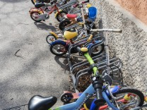 Höhenkirchen-Siegertsbrunn, Kindergarten, Fahrräder,