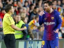 La Liga Santander - Valencia vs FC Barcelona