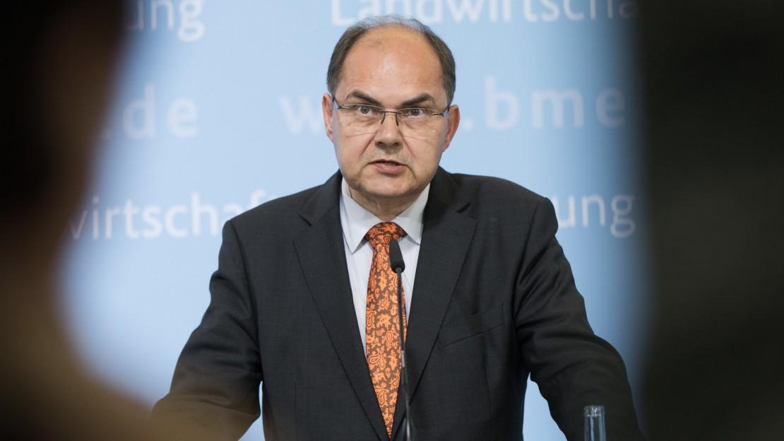 6d3c5a52e234de Bundeslandwirtschaftsminister - Wer ist Christian Schmidt  - Politik -  Süddeutsche.de