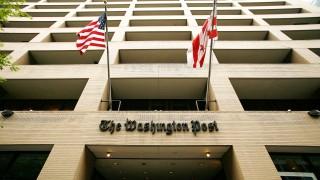 Washington Post Announces First Quarter Profits