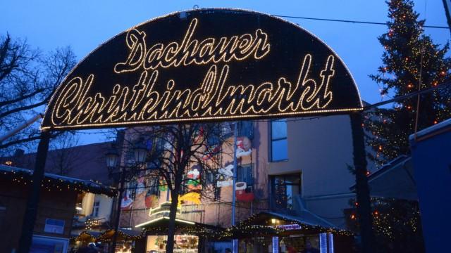 Dachau Weihnachtsmarkt.Budenzauber Und Besinnliche Stimmung Alle Jahre Wieder