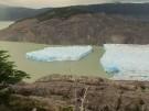 Chile: Eisberg bricht von Gletscher ab (Vorschaubild)