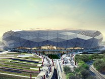 General views of Venues for 2022 FIFA World Cup Qatar