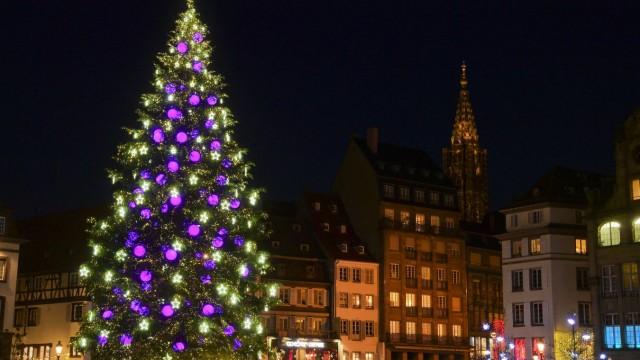 Marche de Noel Strasbourg 2016 NEWS Marche de Noel Strasbourg 2016 28 11 2016 PUBLICATIONxNOTxINxFR