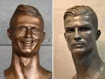 Büsten von Cristiano Ronaldo