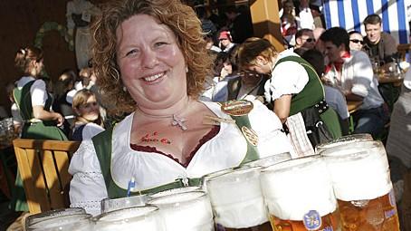 Bierzelt Oktoberfest 2009