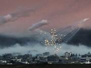 Angriffe gehen weiter - Hamas zeigt keine Schwäche, Militäraktion im Gaza-Streifen, AP