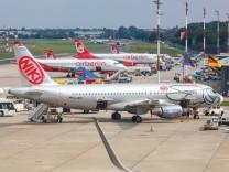 DEU Deutschland Berlin 25 08 2017 Flughafen Berlin Tegel TXL Registration D ABHL Air Berlin