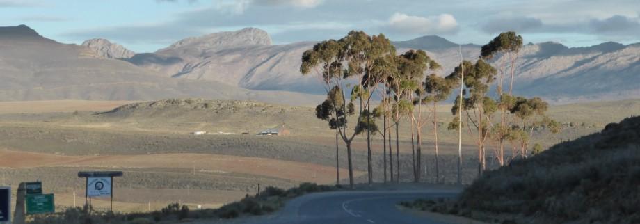 Kleine Karoo Wüste Südafrika