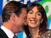 David Cameron Großbritannien Wahl Torys, AFP