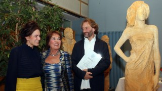 Nowak erhält Kulturpreis; Kulturpreisverleihung des Landkreises