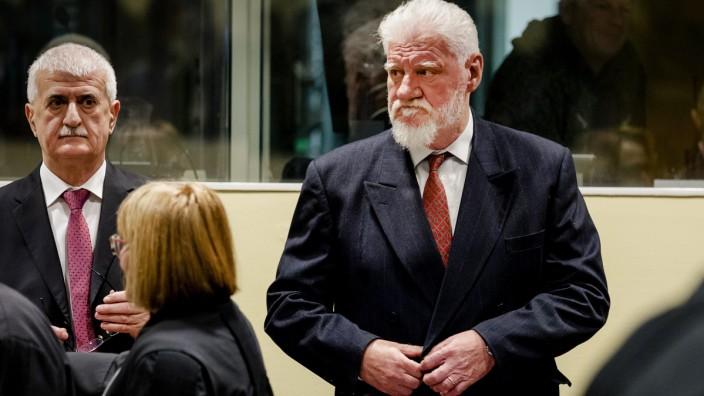 Zwischenfall beim UN-Tribunal