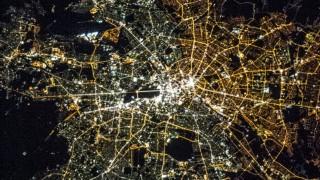 Berlin aus dem All