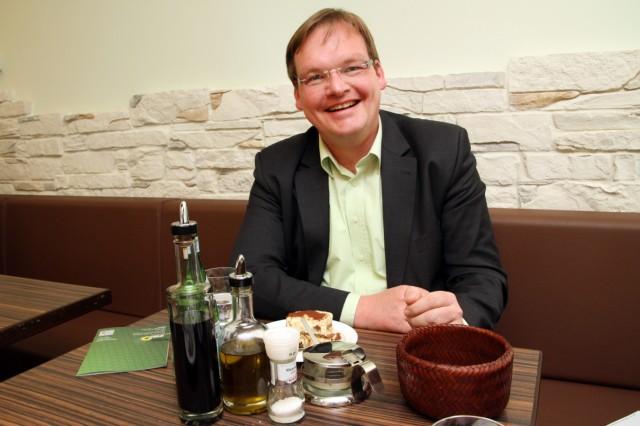 Landratskandidat Bernd Pfitzner