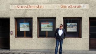 Kunstfenster von Martin Gensbaur; Martin Gensbaur zeigt:
