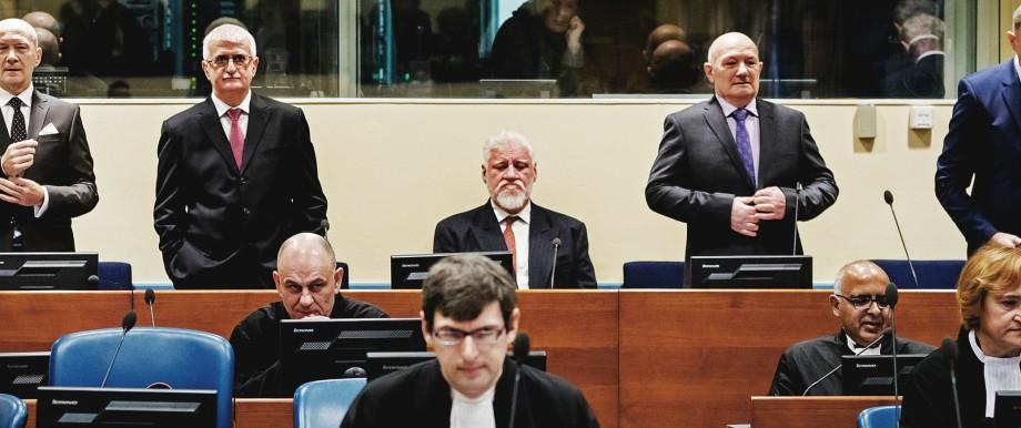 Justiz UN-Tribunal