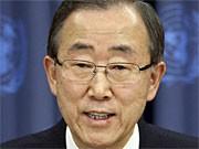 Ban Ki Moon; AP