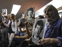 Prozess zu Verbrechen der argentinischen Militärdiktatur