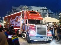 Coca-Cola- Weihnachtstruck