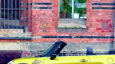 Mini Cabriolet neu