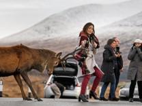 Winter Scenes In Glen Coe