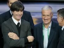 Fußball: WM-Auslosung