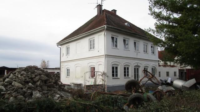 Altes Schul- und Pfarrhaus