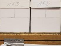 AfD-Parteitag Hessen mit Vorstandswahlen