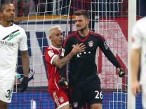 Bundesliga - Bayern Munich vs Hannover 96